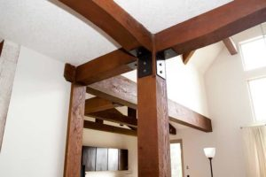 post and beam timbers