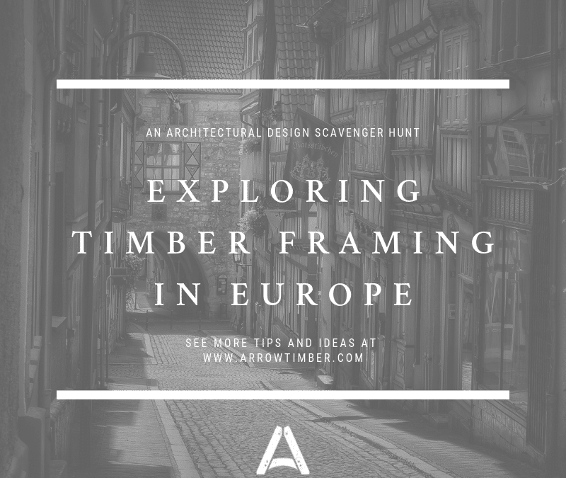 Timber Framing in Europe