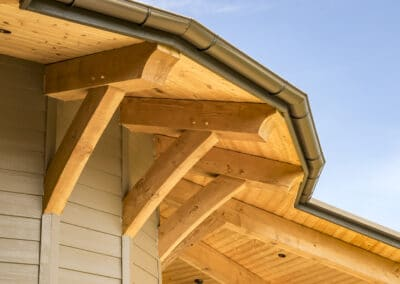 man cave timber framing frame house shop