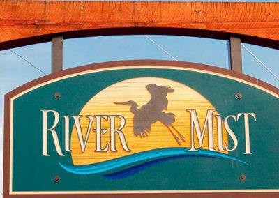 The Rivermist Sign