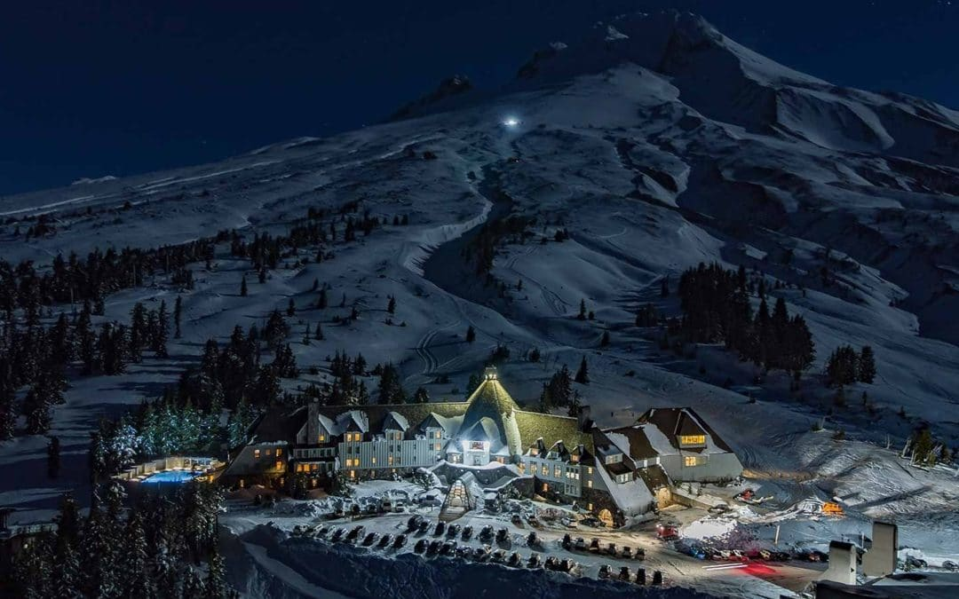 The Timberline Lodge Story
