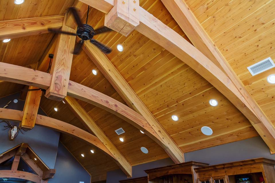 How To Choose Your Timber Trusses For Timber Frame Homes