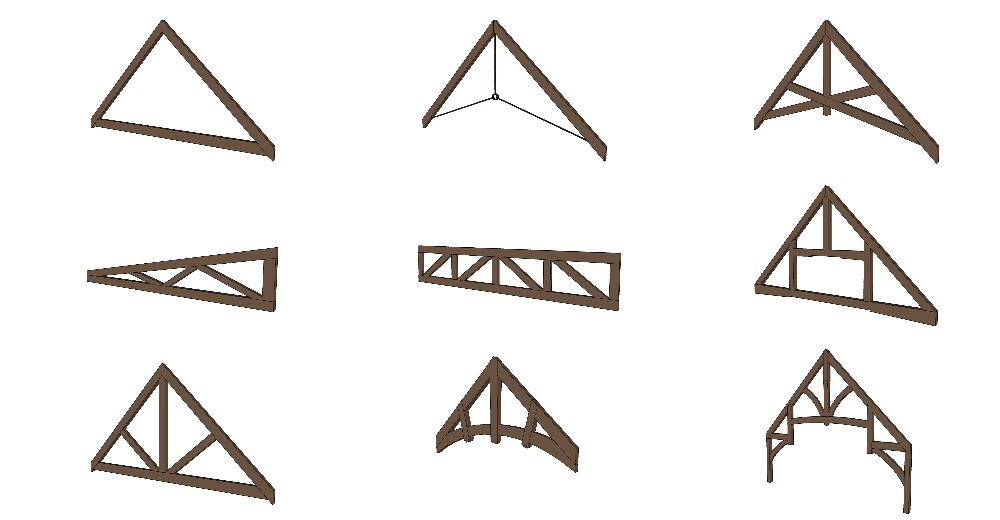 Choosing Timber Trusses