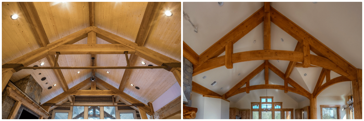 Timber Truss Styles Post Amp Beam Designs For Hybrid