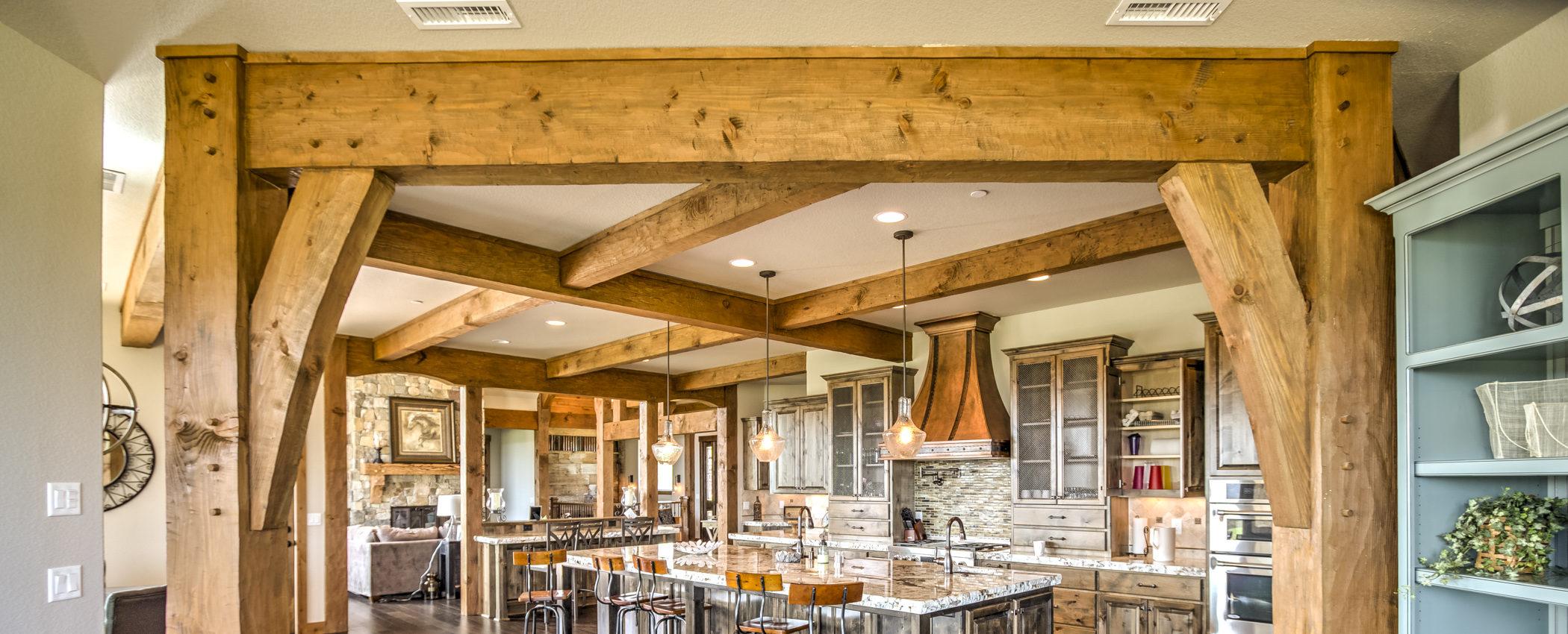 timber framing styles