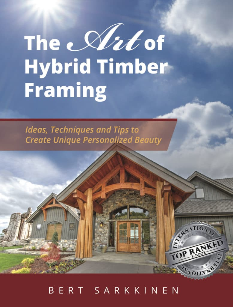 hybrid timber framing book