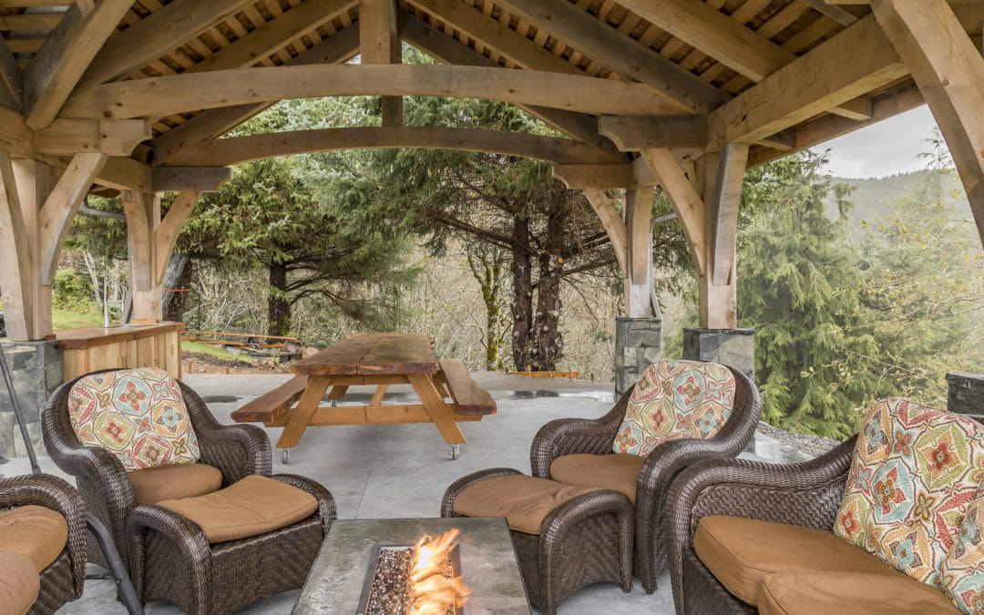 5 Simple Steps to Plan Your Outdoor Living Structure
