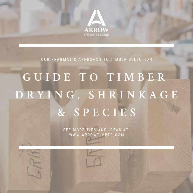 Timber Drying, Wood Shrinkage & Species