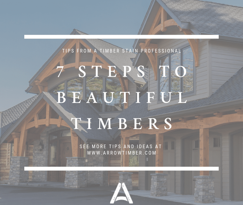 7 Steps to Beautiful Timbers | Staining, Cleaning & Washing