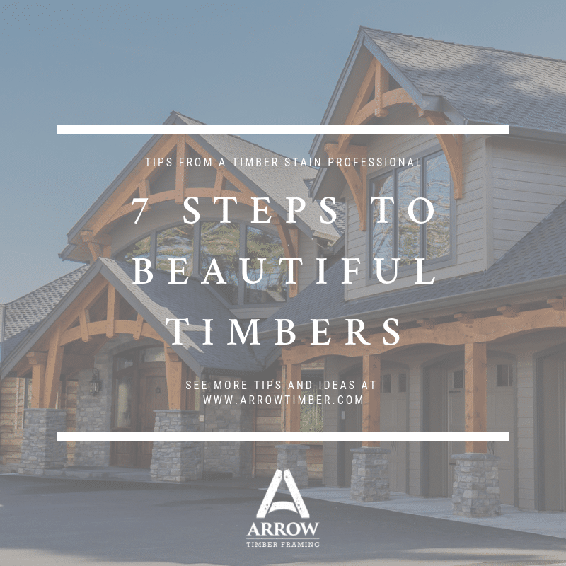 Staining, Cleaning & Washing Timbers