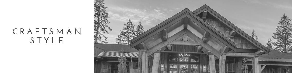 Craftsman Style Timber Framing