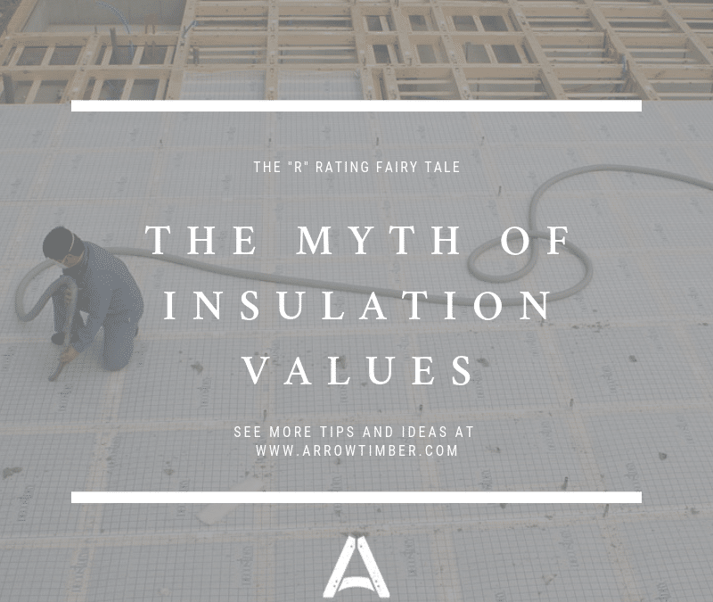 The Myth of Insulation Values by David B. South