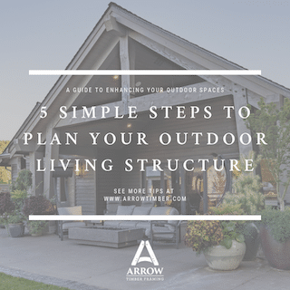 5 Simple Steps to Plan Outdoor Timber Structure