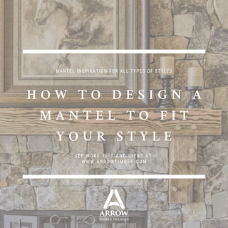 How to Design a Timber Mantel to Fit Your Style