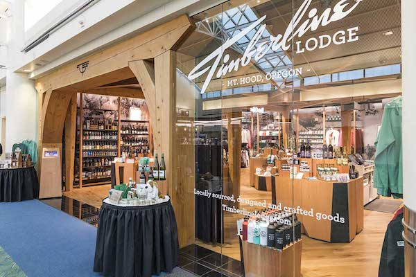 Timberline Store PDX Airport