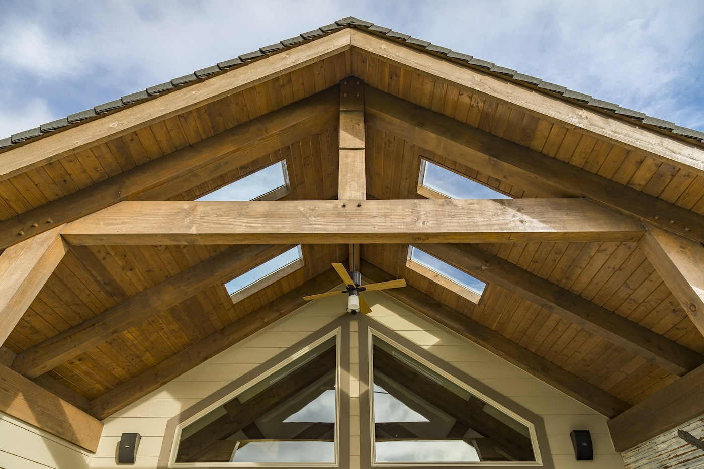 Traditional Timber Frame Design