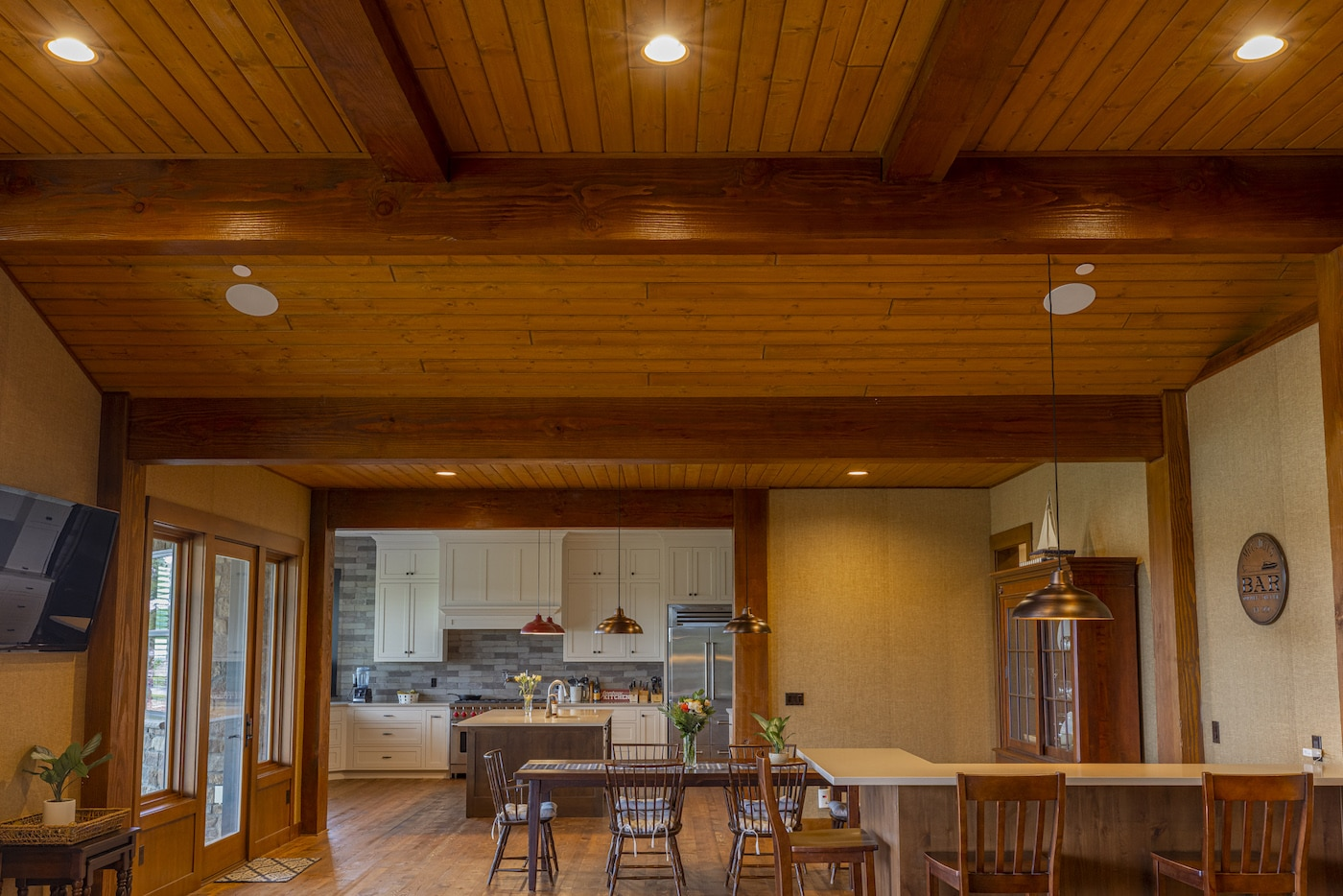 Stable Geometric Shapes In Home Design