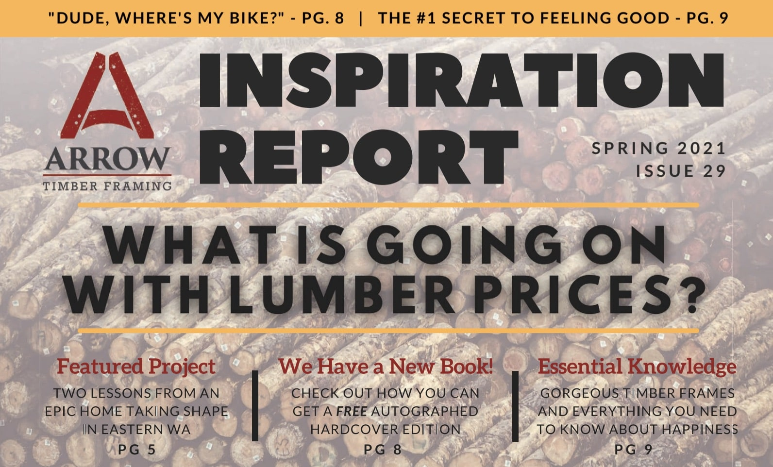 Inspiration Report | Timber Frame Articles
