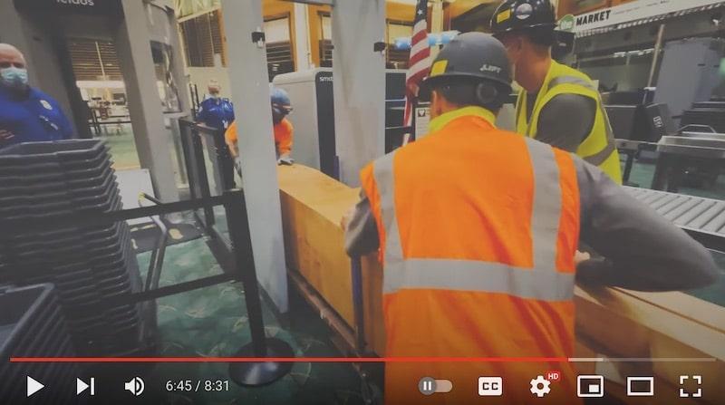 timber framing pdx portland airport